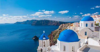 Řecko - Kréta - Santorini