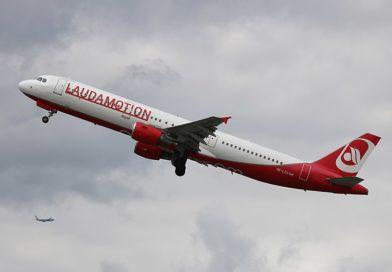 Aerolince Laudamotion začíná docházet kapacita letadel