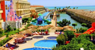 Egypt Hurghada z Prahy All Inclusive 9 dní 6.290,- kč