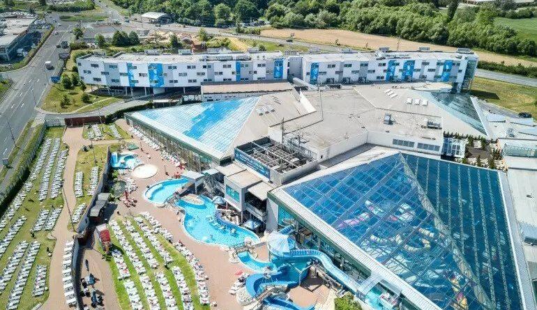 Dovolená v Česku: Praha – Hotel Aquapalace **** pobyt 2 dny s vstupem do vodního světa 2.060,- kč